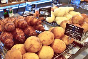 ブレッドランドナチュールのパン