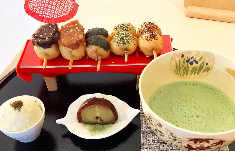 T's green omachi(ティーズグリーン オマチ)お街の灯り わさび印認定!葵わさびの静岡散歩