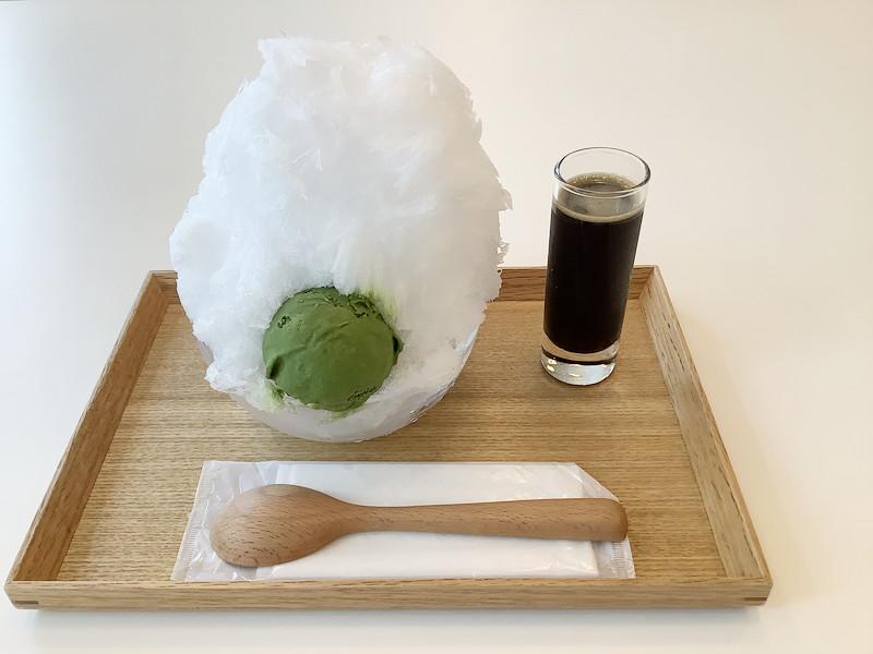 MARUZEN Tea Roastery(マルゼン ティー ロースタリー)かき氷 わさび印認定!葵わさびの静岡散歩