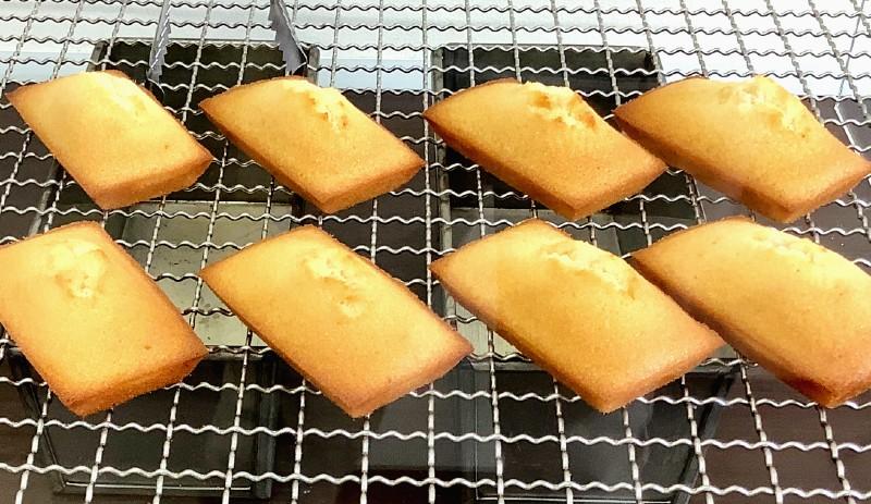 焼菓子 松羽屋(やきがし まつばや)焼き立てフィナンシェ わさび印認定!葵わさびの静岡散歩