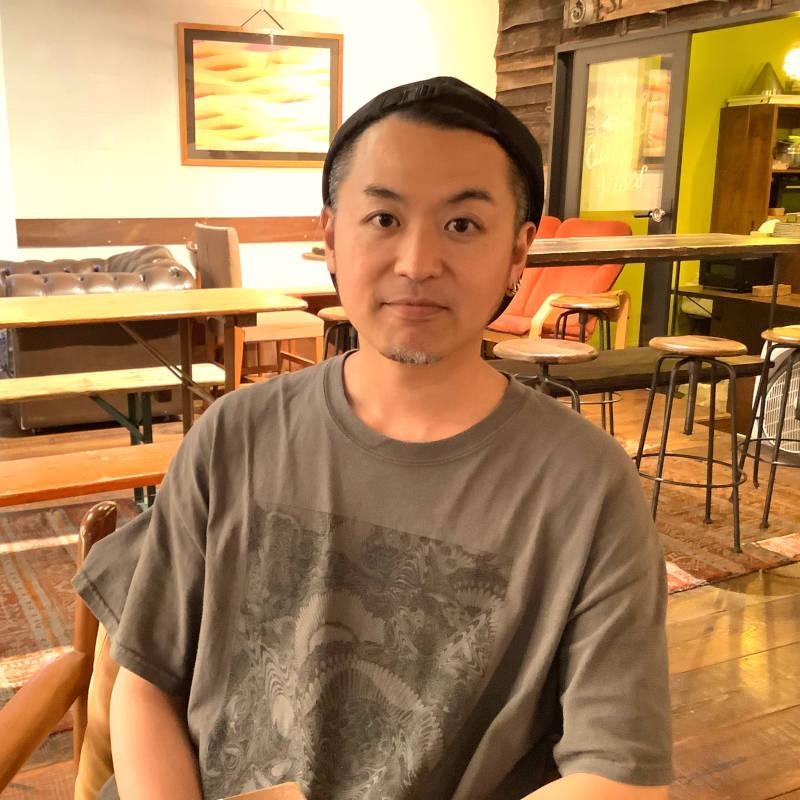 hug coffee(ハグ コーヒー)オーナー わさび印認定!葵わさびの静岡散歩