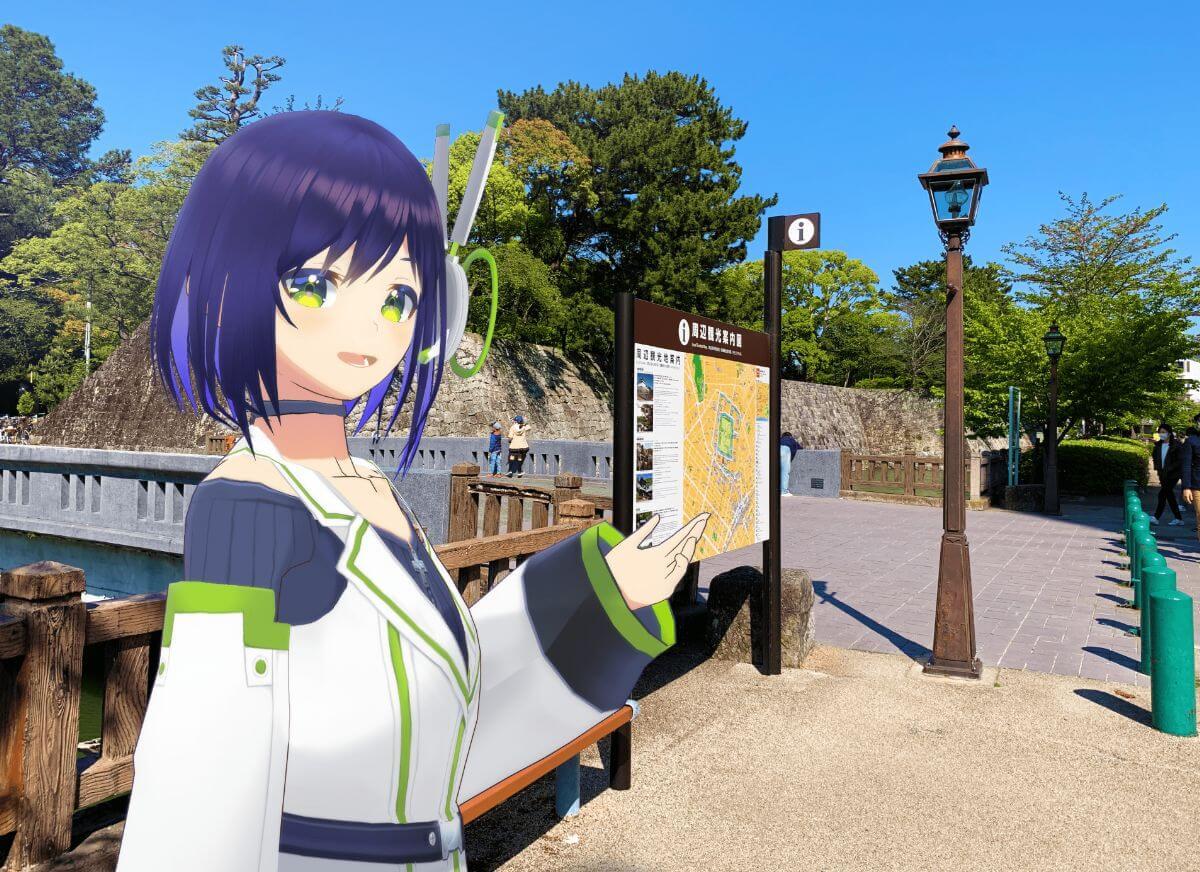 春の駿府城をお出かけしてみた!葵わさびの静岡散歩
